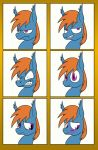 The Many Faces of Von Dragonblade pt.1 by MagatsuKite