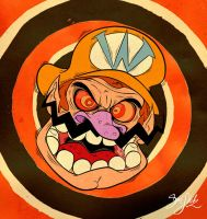 Obey Wario, Destroy Mario by Themrock