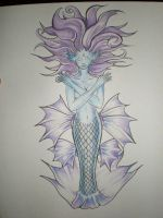 Mermaid0001 color by experiment48602