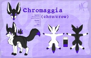 Chromaggia Reference by Chromophoria