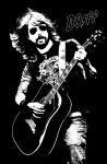 Dave Grohl - Foo Fighters by Dead-Standing-Tree