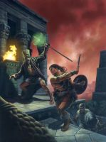 Conan-Secrets of Skelos by ChrisQuilliams