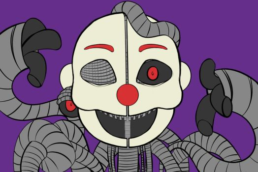 What fnaf character r u report this test which fnaf animatronic are