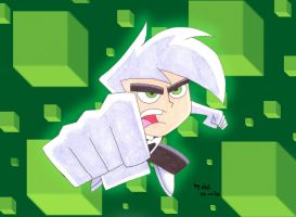 + Danny Phantom + by Cagalli22