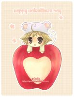 Happy Valentine's Day by cheeka-pyo