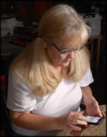 Text break while sewing... by LadyAliceofOz