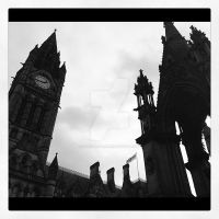 Gothic Buildings by freespirit2606