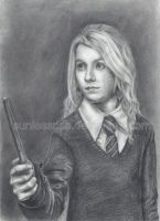 Commission: Luna Lovegood by SunlessRise
