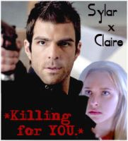 Heroes_Sylaire_killing for you by 4everal1