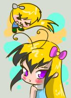 Cosmo and  Star .GA. by Tammy10