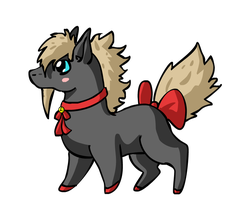 BroomTail Adopt CLOSED by SpookyBjorn