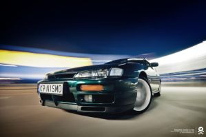 Nissan 200sx s14a by mers01