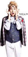 G-Dragon [render] by classicluv