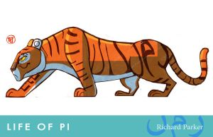 Richard Parker 02 by yebkamin