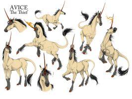 Reference: Avice by brightredrose