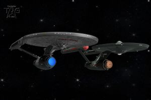 What If Starboard Bow by TrekkieGal
