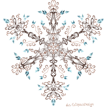 Triangle Pattern by CatSpaceDesign