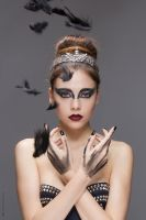 BLACK SWAN(CARNIVAL INSPIRED)1 by VCRetouching