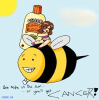 Bee Safe... by cheeb