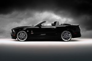 GT500 Convertible - Wheel 0ptions by lovelife81