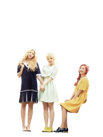 [PNG] Red Velvet For CeCi Magazine [4/10] by sarahkwak