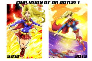 evolution by zhane00
