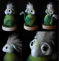 Jorm the Nordic Forest Troll by Nymla