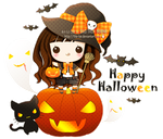 Kawaii Halloween by tho-be