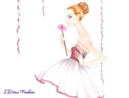 Fashion Illustration-September by idrawfashion