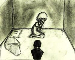 Why are you scared by xXSuicideBunnyXx