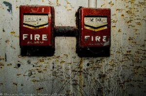 Two alarm fire by mojovideo