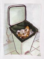 Hobbes by sacking-jimmy