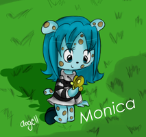 Monica by angell0o0