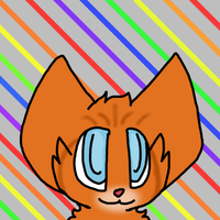 Flametail Icon by Warrior-Cat-Icons