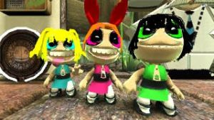 LBP Powerpuff Girl Costumes by Robin101