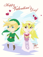 Valentines Day 2011 by TLEEART