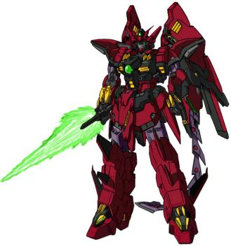 Blitz Epyon Weapons On by RedZaku
