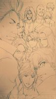 The high schoolers by konomi takeshi by SouleaterV