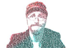 Nostalgia Critic in Fonts by shadow2a