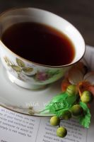 My day with Tea by WildWinyan