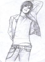 Shane_sketch by tabeck