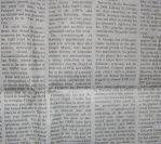 Newspaper by junos-stock