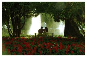 Unknow Lovers - morning by guilhermegn