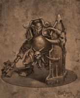 Bugbear Ironshield by Gollorr