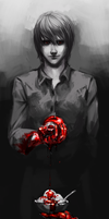 Death Note: Blood On Our Hands by swift-winged-soul