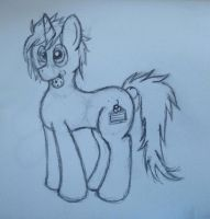 Sharic the Pony by katGh0st