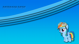 Rainbow Dash wallpaper 12 by JamesG2498