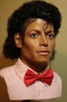 Billie Jean bust...another angle! by godaiking