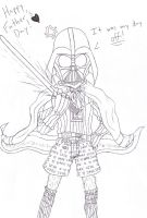 Darth Vader by Dark-the-mysterious