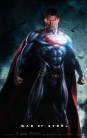 Man of Steel by YoungPhoenix3191